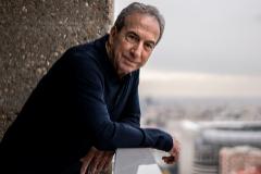 José Luis Perales (Castejón, Cuenca, 1945), este miércoles en Madrid.