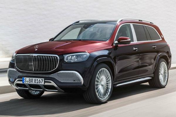 Mercedes-Maybach GLS: en busca del trono de los 4x4 de representación