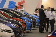 Las ventas de coches suben un 1,2% hasta el 20 de noviembre gracias a las empresas