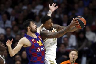 """La Euroliga multa con 15.000¤ al médico del Madrid por llamar """"panda de ratas"""" a los jugadores del Barcelona"""