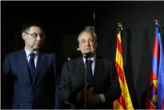 Presiona a Madrid y Barça para que acepten las reivindicaciones independentistas