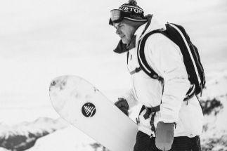 Muere de cáncer el gran pionero del snowboard