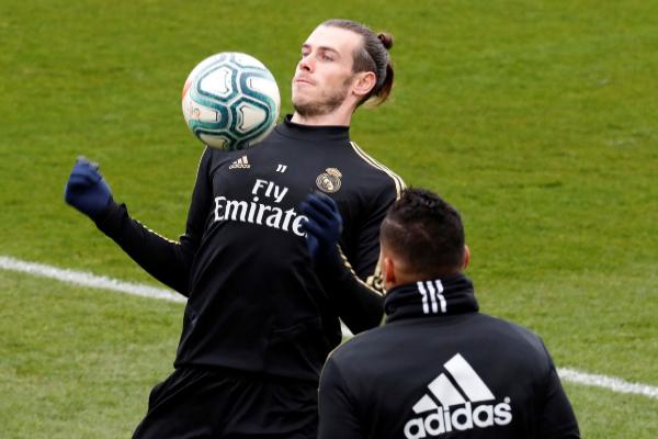 GRAF4084. MADRID.- El delantero galés del Real Madrid, Gareth...