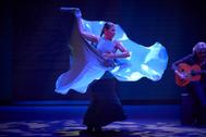 Sara Baras inmortalizó el baile en toda su magnificencia y rigurosidad.