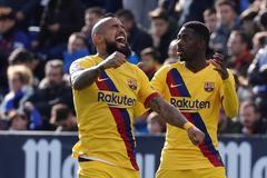 El Barcelona no juega, gana