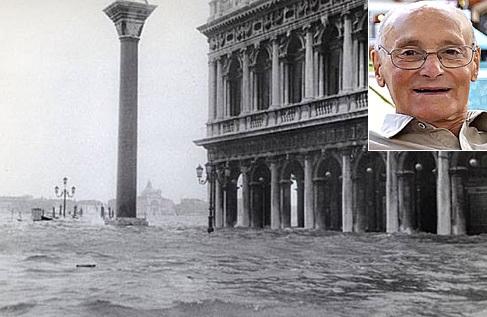 El héroe de la mayor tragedia de Venecia
