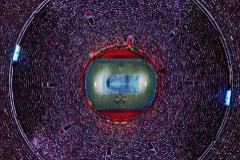 Y mientras, a 9.000 km de la Davis, 42.000 personas vieron a Federer y Zverev