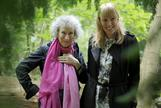 Margaret Atwood y Katie Paterson.