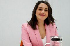 GRAF967. MADRID.- La portavoz de Ciudadanos en el Congreso, Inés <HIT>Arrimadas</HIT>, durante la reunión del Comité Permanente de Ciudadanos (Cs) que ha tenido lugar este lunes en la sede del partido.