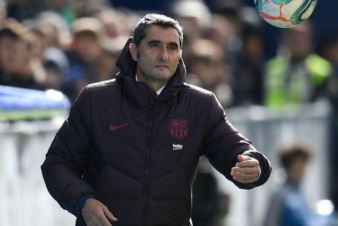 El desgobierno de Valverde en el Barcelona