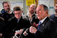 Michael Bloomberg, en una imagen del pasado enero.