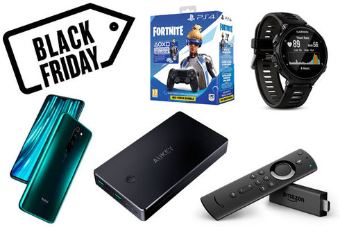 Productos en oferta en el Black Friday 2019