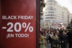 Del Black Friday al 19 de diciembre, el día negro del comercio