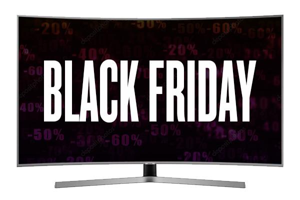 Televisores y monitores en oferta en el Black Friday