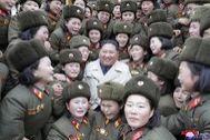 Las mujeres que lloran por Kim