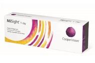 Formato comercial de las lentillas bajo la marca MiSight.