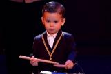 Got Talent: El pequeño Hugo enamora al jurado con su tambor y consigue el pase de oro