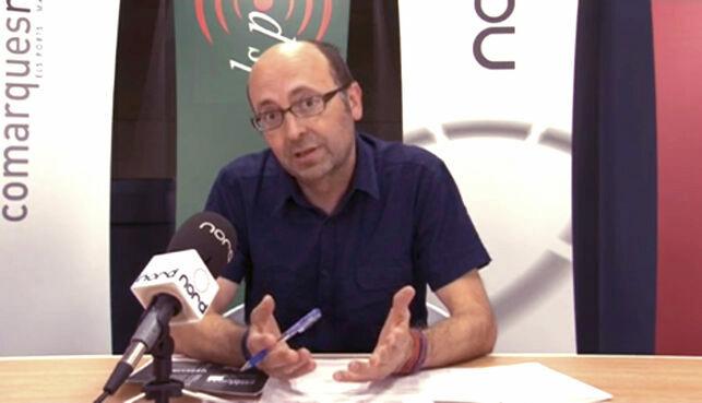 Francis Puig, hermano de Ximo Puig, en una imagen de archivo.