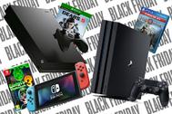 Las mejores ofertas en videojuegos y consolas PS4, Xbox y Switch