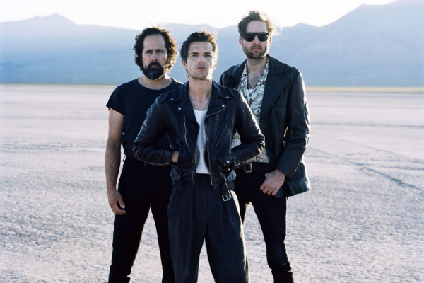 La banda estadounidense The Killers será cabeza de cartel en el Mad...