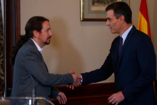 12/11/2019.Foto Javier Barbancho.Madrid Comunidad de Madrid. Pablo...