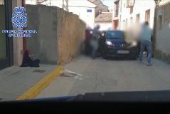 Cae en Madrid el peligroso atracador Eduardo Camacho Chacón y su banda
