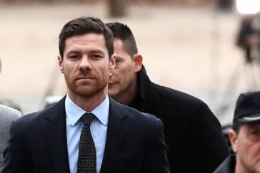 Xabi Alonso, el único futbolista que no pactó con Hacienda, absuelto de delito fiscal