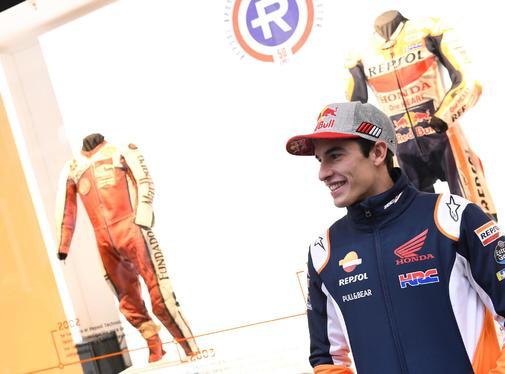 GRAF3204. MADRID.- El piloto y seis veces campeón del...
