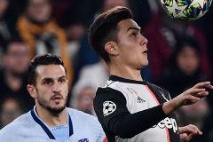 Un Atlético sin gol se complica aún más en Turín (1-0)