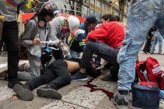 Dylan Cruz, la muerte a perdigones de la Policía que inflama Colombia