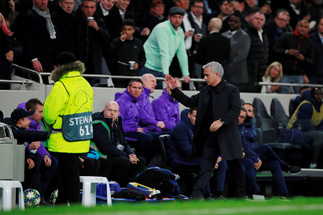 La picaresca del recogepelotas que salvó a Mourinho