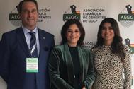 La Costa del Sol asienta su oferta internacional de golf con la celebración de nuevos eventos deportivos
