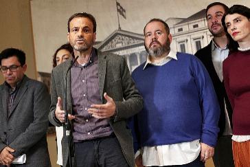 Asens gastó 32.000 euros públicos en revisar el 'caso Puig Antich'