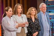 Los mejores memes y reacciones a la visita sorpresa de Isabel Preysler y Mario Vargas Llosa a MasterChef Celebrity 4