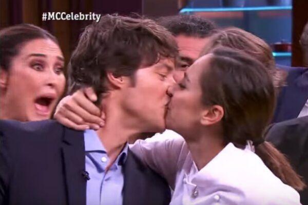 Así reaccionaron los tuiteros al nuevo beso de Tamara Falcó y Jordi...