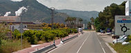 Carretera de Nules a la Vilavella.