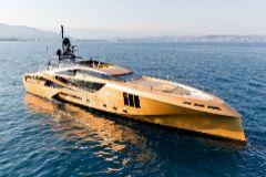 El 'Khalilah' sale a la venta: ¿Cuánto cuesta el 'yate de oro'?