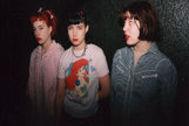 El grupo de punk feminista Bikini Kill, en una imagen de los 90.