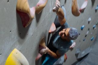 Alberto Ginés será el primer escalador español en disputar unos JJOO