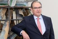 Vicente Nomdedeu es presidente de la patronal azulejera Ascer desde enero de 2018.