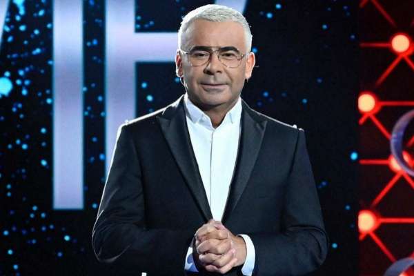 Jorge Javier Vázquez, presentador de 'Gran Hermano'.