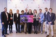 Aigües de Barcelona, CaixaBank, Naturgy, SEAT y Telefónica se alían con cinco startups
