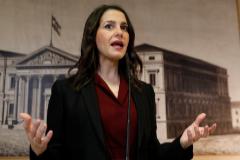 "Inés Arrimadas se aparta de la Gestora: ""Me he postulado; no estaré"""