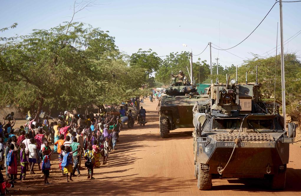 El Sahel, la frontera ingobernable que preocupa a Europa