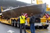 Detienen en Vigo al tercer tripulante del narcosubmarino de Aldán, y en Cangas a otro implicado