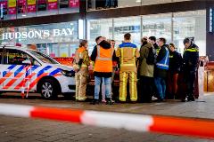 Varios heridos por apuñalamiento en una calle comercial de La Haya