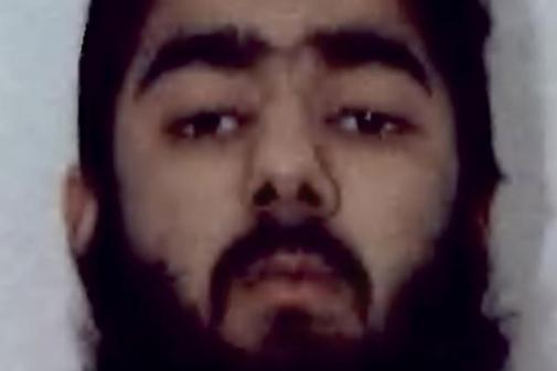 Usman Khan, con 20 años, en una foto de la Policía de West Midlands.