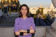 La que fuera delegada del Gobierno para la Violencia de Género, Pilar Llop, en una entrevista a EL MUNDO, en 2018.