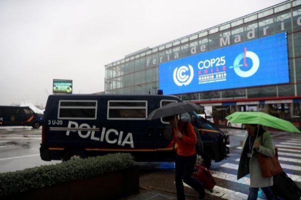 Madrid acoge la Cumbre del Clima de la ONU.