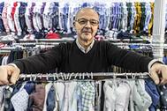 José L. Larrosa, dueño de las tiendas Marfil.